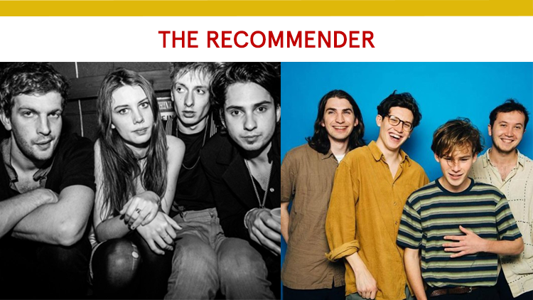 THE RECOMMENDER: Wolf Alice on The Magic Gang | RFB