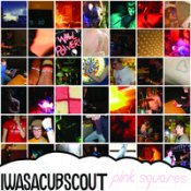I Was A Cub Scout - Pink Squares